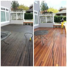Deck refinishing 1