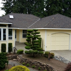 Completed Exteriors