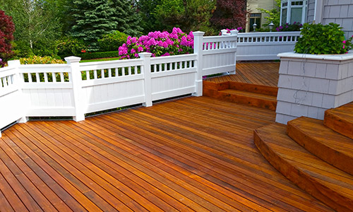 deck refinishing, Kirkland, WA