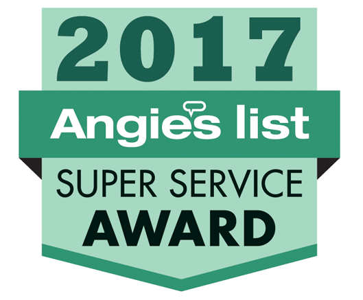 Summit Painting - Angie's List Super Service Award 2016